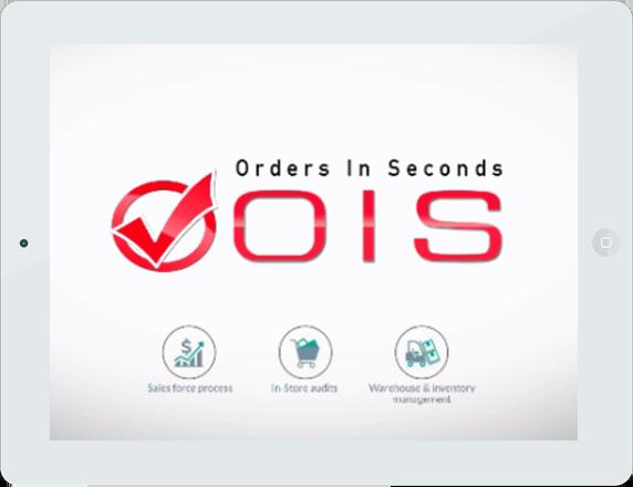 <span>Orders in Seconds – presentación de servicios</span><i>→</i>